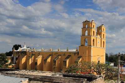 Acanceh Yucatán - Ruta de los Conventos - Yucatan