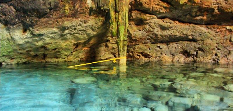 Cenote Sambula, Cenote Peba, Abala Yucatán