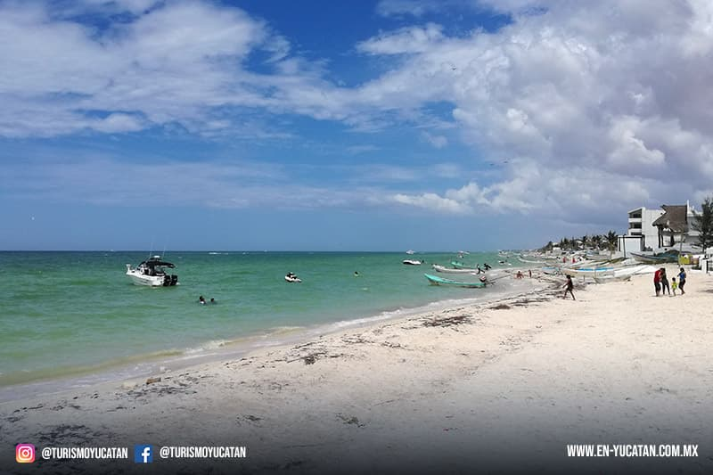 playas yucatecas, chucxulub