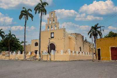 Chumayel, Ruta de los Conventos en Yucatán