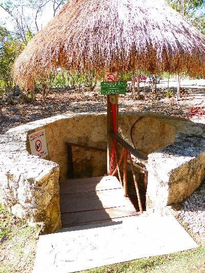 Cenote Multum Ha  Cenotes En Coba