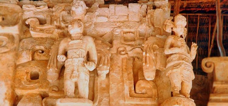 ek balam, ruinas mayas de ek balam