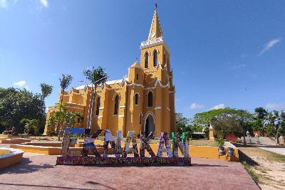 San José Eknakan, Ruta de los Conventos en Yucatán