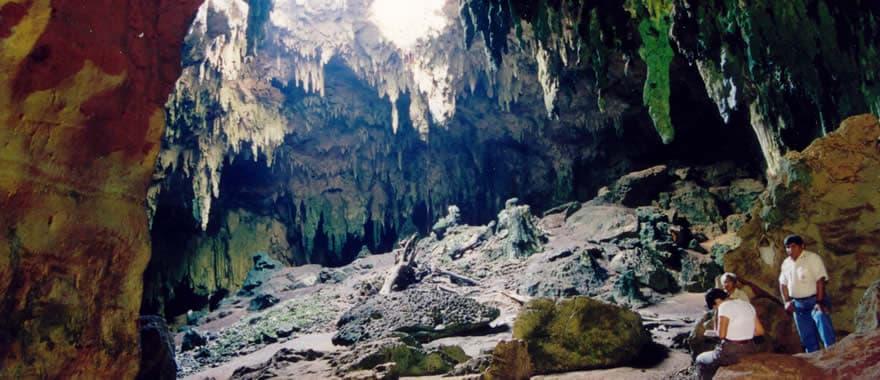 grutas de balamkanche