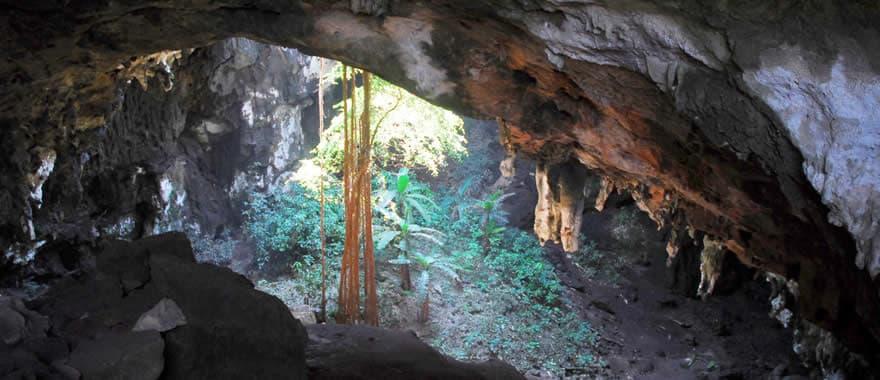 grutas de calcehtok