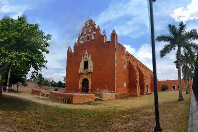 Mama Yucatán, Ruta de los Conventos en Yucatán