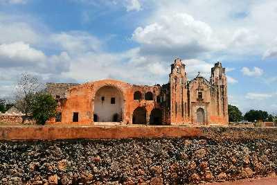 Mani Yucatán, Ruta de los Conventos en Yucatán