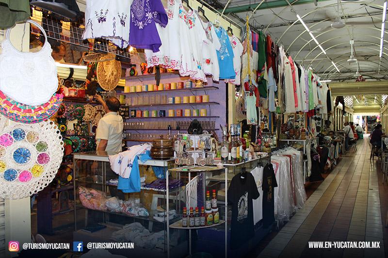 Bazar García Rejón Mérida Yucatán Mercados