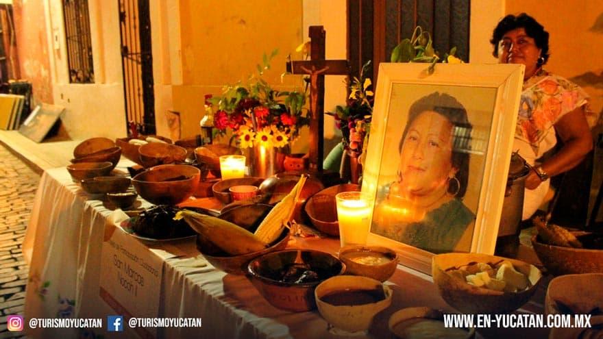Festival de las Ánimas en Mérida Yucatán, Festival de las ánimas 2019