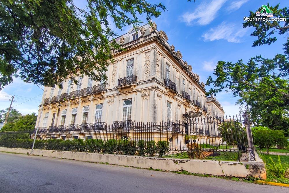 Paseo de montejo prolongaci n montejo palacio cant n museo inah quinta montes molina - Foto casa merida ...