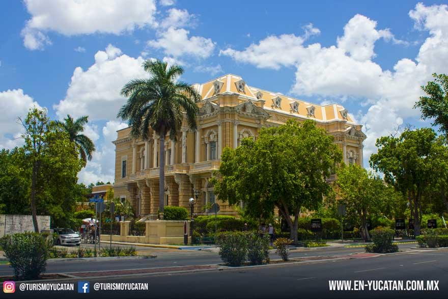 Resultado de imagen de palacio canton merida