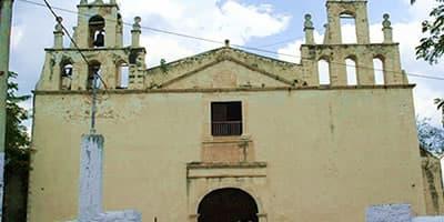 Teabo Yucatán, Ruta de los Conventos en Yucatán