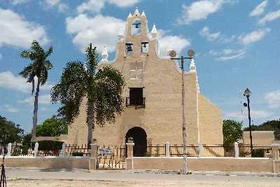Tekit Yucatán - ruta de los conventos, Yucatan