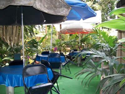 Hotel posada el jard n hoteles ticul ruta puuc for Posada el jardin