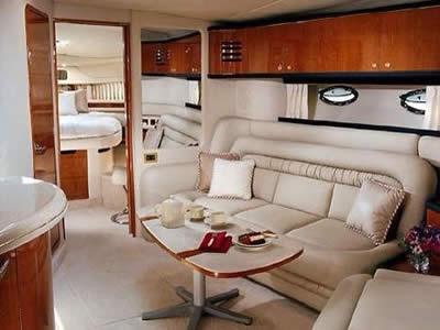 Renta de yate de lujo en cancun sea ray 46 pies renta de yates en canc n - Yates de lujo interior ...