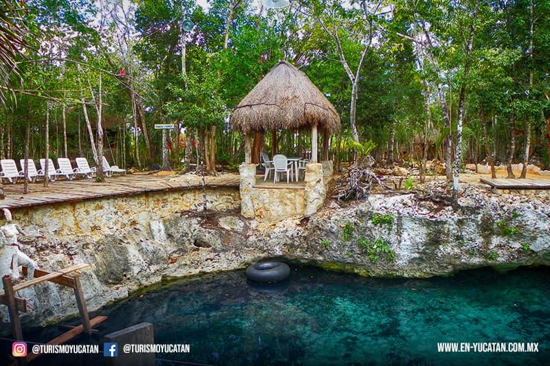 Cenote Zazil Ha, Cenotes Tulum