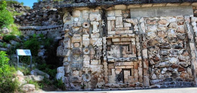 Uxmal Mayan Ruins.